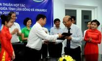 Vinamilk dự kiến xây trang trại bò sữa lớn tại Lâm Đồng