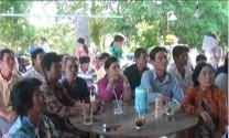 Thoại Sơn (An Giang): Hội thảo tổng kết trình diễn mô hình nuôi vịt cao sản trên nền đệm lót lên men