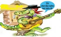Bí mật của cá sấu