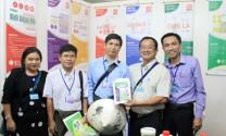 "Mebipha tham gia ""Agri - Livestock - Aqua fisheries Myanmar Expo 2015"""