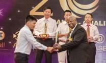 ANOVA: Đón nhận chứng nhận Doanh nghiệp chất lượng