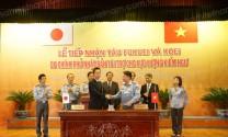 Việt Nam tiếp nhận thêm 2 tàu kiểm ngư Nhật Bản tài trợ