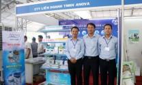 Anova: Tham gia Hội thi - Triển lãm bò sữa TP Hồ Chí Minh lần 5/2015.