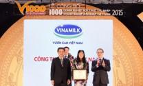 Vinamilk là doanh nghiệp tư nhân lớn nhất Việt Nam