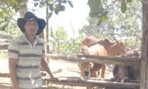 Cựu chiến binh Nguyễn Văn Lý vượt khó làm kinh tế giỏi