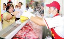 TPHCM thực hiện truy xuất nguồn gốc thịt heo