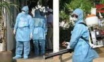 Xuất cấp 35.000 lít hóa chất phòng trừ dịch bệnh