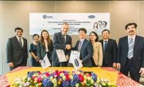 Vinamilk ký kết hợp tác với  DSM Thụy Sỹ