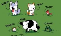 Ngôn ngữ loài vật