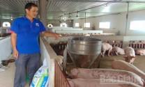 Bắc Giang: Nuôi lợn lãi tiền tỷ