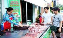 Tân Yên - Bắc Giang: Mở điểm bán thịt lợn sạch