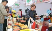 Sôi động Lễ hội văn hóa và ẩm thực Việt Nam-Hàn Quốc 2016