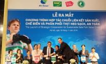 Công ty TNHH De Heus: Ra mắt chuỗi sản xuất thịt heo sạch Safe PorkTM