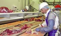 Hụt hơi cạnh tranh thịt đông lạnh nhập khẩu