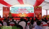 Công ty CP Dinh dưỡng Việt Tín: Khánh thành dây chuyền sản xuất và ra mắt Công ty CP Quốc tế Gluck