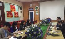 Trung tâm Khuyến nông Quốc gia muốn hợp tác với VIPA