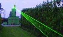 Anh: Ngăn chặn dịch cúm bằng công nghệ laser