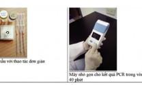 Máy PCR cầm tay