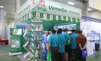 Vemedim Corporation: Góp mặt tại Vietnam Dairy 2017