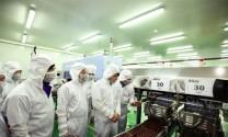 Bộ trưởng Bộ NN&PTNT Nguyễn Xuân Cường: Nhà máy sản xuất trứng ĐTK lồng ghép làm kinh tế và du lịch