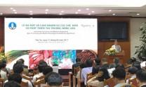 Lễ ra mắt và giao nhiệm vụ Cục Chế biến và Phát triển thị trường Nông sản