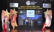 Anova tham dự Hội nghị: Doanh nghiệp Việt Nam sáng tạo, đổi mới chất lượng