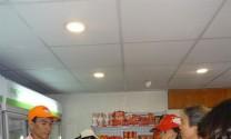 Công ty TNHH San Hà: Bán thịt heo đồng giá 35.000 đồng/kg