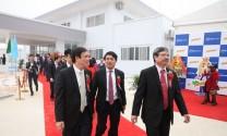 Nhà máy ĐTK Phú Thọ: Tiếp đoàn đại biểu về kiểm tra hoạt động sản xuất
