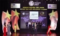 Anova: Tham dự Hội nghị: Doanh nghiệp Việt Nam  sáng tạo, đổi mới chất lượng