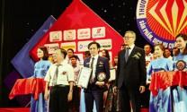 Hong Ha Feed: Nhận giải thưởng Thương hiệu phát triển bền vững
