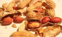 Bất ngờ từ vỏ đậu phộng