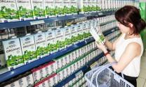 Vinamilk tiếp tục dẫn đầu thị trường sữa tươi trong nước