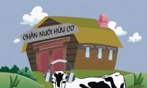 Chăn nuôi hữu cơ: Hiệu quả và nhân văn