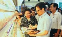 San Hà Foods: Đón Phó Thủ tướng Vũ Đức Đam đến thăm và làm việc