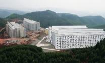 """Trung Quốc: Nuôi heo mô hình """"khách sạn"""""""