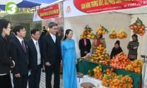 Hội chợ nông sản an toàn và xuất khẩu 2018 tại Sơn La