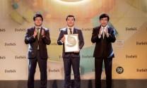 Vinamilk 6 năm liền được Forbes bình chọn vào Top 50 công ty niêm yết tốt nhất tại Việt Nam