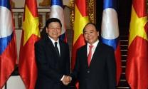 Tăng cường hợp tác và đầu tư với Lào