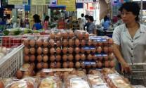 Indonesia: Giá trứng gà tăng đột biến