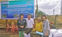 Tập đoàn Mavin: Đồng hành phục hồi sinh kế cho người nghèo