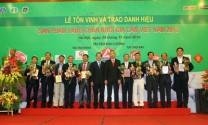 """Lễ trao Danh hiệu """"Sản phẩm Vàng chăn nuôi Việt Nam 2018"""" sẽ được tổ chức tháng 11 tại Hà Nội"""