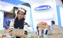 Sản phẩm sữa của Vinamilk hấp dẫn người tiêu dùng Trung Quốc