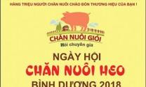 Bình Dương: Sắp diễn ra Ngày hội chăn nuôi heo