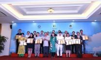 """Danh sách 38 sản phẩm đạt Danh hiệu """"Sản phẩm Vàng chăn nuôi Việt Nam năm 2018"""""""