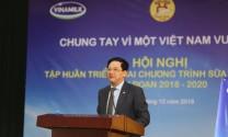 Hà Nội thực hiện tập huấn triển khai Chương trình Sữa học đường cho gần 10.000 đại biểu trên 30 quận, huyện