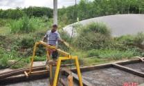 Hà Tĩnh thử nghiệm thành công chế phẩm xử lý môi trường chăn nuôi quy mô lớn