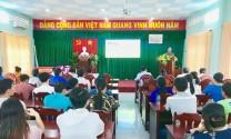 Mỹ Tú (Sóc Trăng): Hội nghị triển khai mô hình chuỗi liên kết giá trị nuôi gà thả vườn theo hướng VietGAP