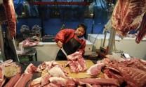 Giá thịt lợn tăng cao kỷ lục tại Trung Quốc