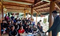 Tập huấn kỹ thuật chăn nuôi cho người dân huyện Tủa Chùa