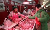 Trung Quốc xuất 10.000 tấn thịt lợn từ nguồn dự trữ quốc gia